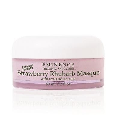 Strawberry-Rhubarb-Masque